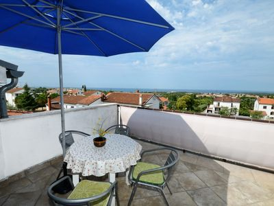 Photo for Holiday apartment with terrace and satellite TV