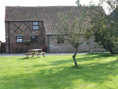 Photo for Pear Tree Cottage. Stylish three bedroom detached barn conversion