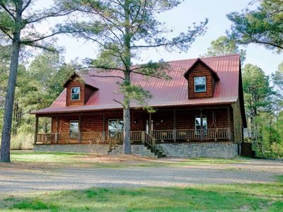 Photo for Rabbit Trail -2400 Sq Feet of Luxury Living Near Broken Bow Lake