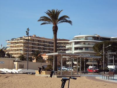 Photo for STUDIO 37 M2 2/4 PERS, 50 M BEACH, 1HOME, TERRACE, PRIVATE PARKING, ALL ON FOOT