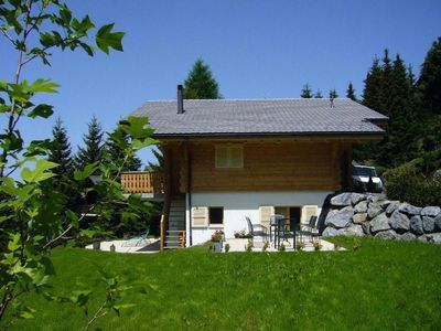 Photo for Luxury modern Swiss chalet- spectacular panoramic views