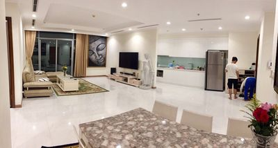 Photo for 3 bedroom fully furnished apartment for rent in Vinhomes Central Park