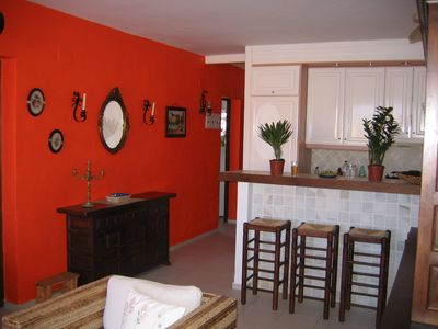 Photo for Apartment in a family-friendly complex, beach access, pool, climate, winter property.