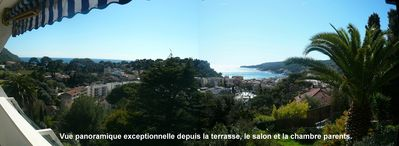 Photo for CONTEMPORARY APARTMENT 75 m2 **** VIEW FAIRY, PARKING AND PRIVATE POOL.