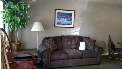 Photo for Inn Condo #212 Pet friendly with free WiFi, 1 bed, 1 bath