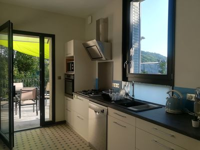 Photo for Beautiful house of character, ideally located to discover the Ardeche