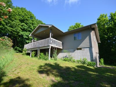 Photo for Herman Hillside Hideaway in Suttons Bay- Pets considered- Sleeps 12
