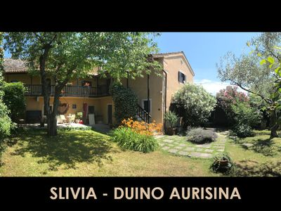 Photo for A spacious historic 3 Bedroom Villa minutes from beach and Duino Castle