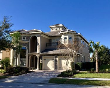 Photo for Upscale 5 Bedroom, All new Furnishings, Star Wars Theater, 6 Miles to Disney!