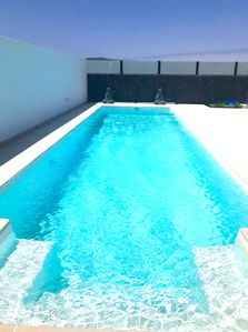 Photo for Vacation Villa de luxe with private pool, WiFi, barbecue kitchen.