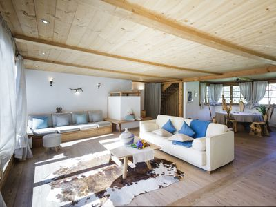 Photo for Art Chalet in Val Badia - Master Flat