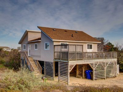 Photo for OCT $142 NIGHT Duck 4/2 Ocean block Home with Private Pool/Hot Tub/views