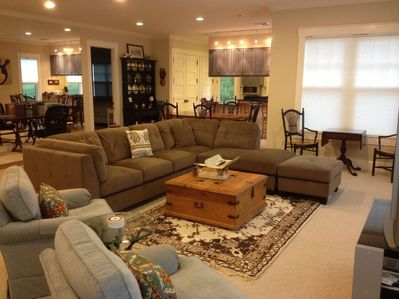 Living Room, main seating area