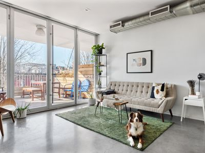 Photo for Sunny Designer Apartment with Beautiful Finishings in Prospect Heights Brooklyn!