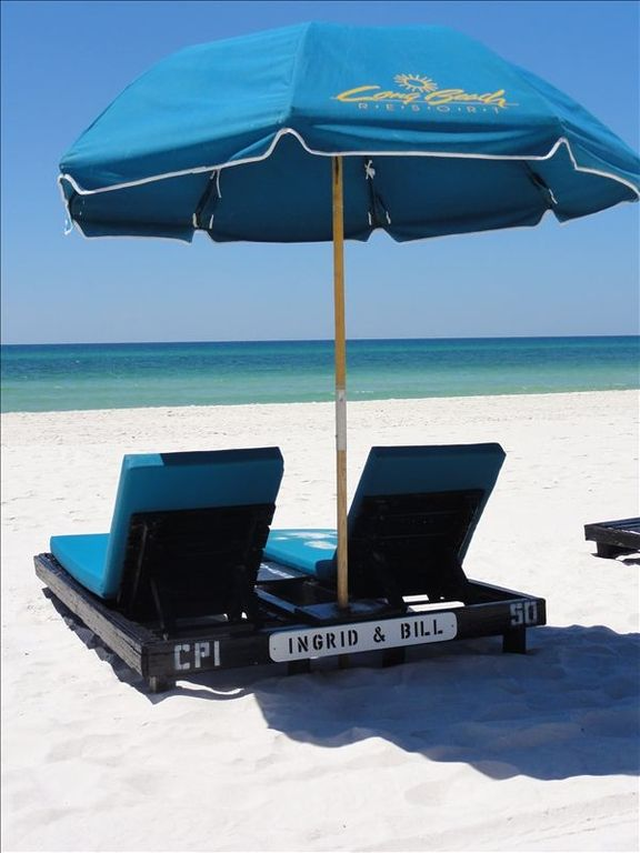 now free beach loung chairs u0026 umbrella reserved just for - Beach Lounge Chairs