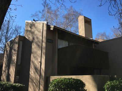 Photo for Upstairs 2BR Condo in gated Woodside Sierra!