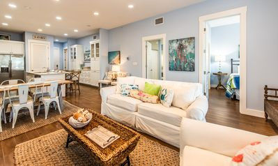 Beachy fun and blissful memories are at Blue Marlin! Pets can come too!