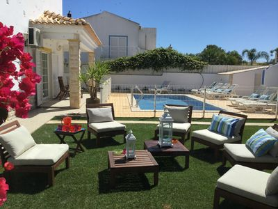 Photo for Superb villa with 5 bedrooms 3500m from the beach