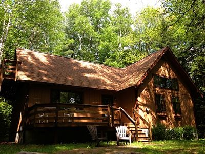 Your Adirondack summer vacation retreat.