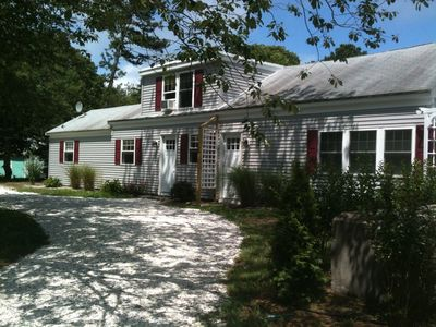 Photo for Charming 4 bedroom 2 1/2 bath Cape house