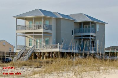 Photo for Mighty Fine - Very Upscale Private Gulf Front 5 Bedroom Private Beach Home, Sleeps 14