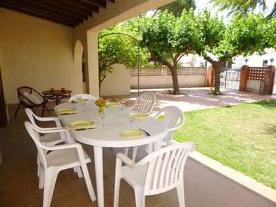 Photo for Apart-rent-PANI House with 4 bedrooms and garden (0081)