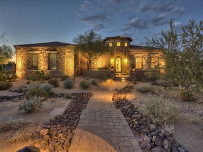 Photo for Luxury 5 Star Vacation Home in Far  North Scottsdale/Carefree Area