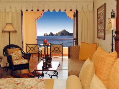 Photo for Luxury 2 BR Ocean View Cabo San Lucas