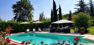 Photo for Charming Luxurious Villa, Langhe MonFerrato, Private Pool, Relaxation, Privacy