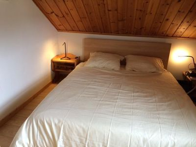 Photo for Surface area : about 70 m². Orientation : South. View ski slopes. Hall with ski shoes dryer