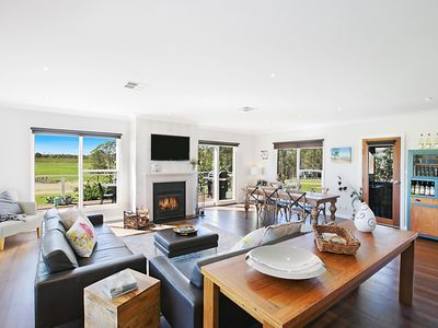 Photo for The House @ Block Eight Hunter Valley - 3 King Beds 2 Bath - Private Vineyard