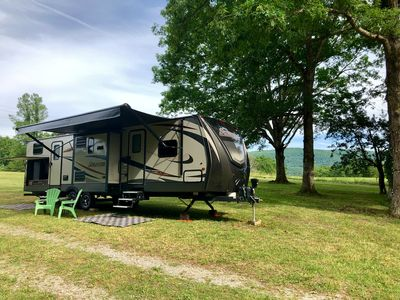 Photo for Glamping With A Mountain View