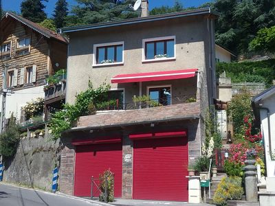 Photo for Apartment in detached house near Geneva in the countryside on the Saleve