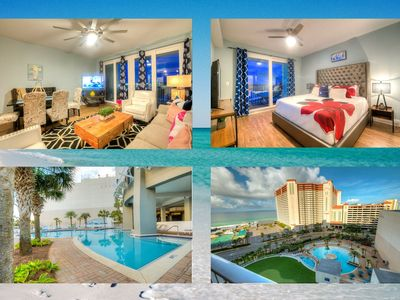 Photo for Designer 2 Bedroom Laketown Wharf by ZIA! Spectacular Amenities and Location!