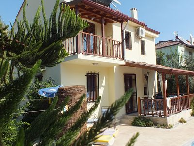 Photo for Quiet Villa Wıth Prıvate large Pool big garden  tv unlimetid secure wifi