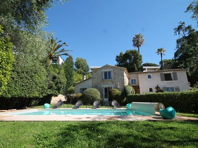 Photo for 6BR Villa Vacation Rental in Cannes, Alpes-Maritimes