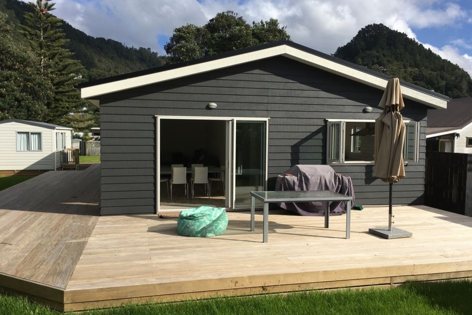 Brand new holiday home on Beach Road