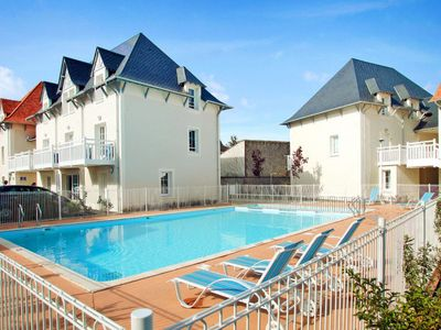 Photo for Cabourg Apartment, Sleeps 4 with Pool and Free WiFi