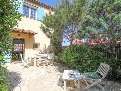 Photo for Close to the beach House 5 persons  et  14 m mooring