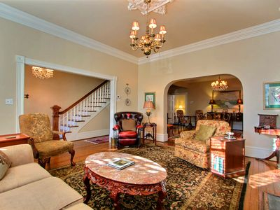 """Photo for Rest Well with Southern Belle Vacation Rentals at """"Cold Creek Manor"""""""