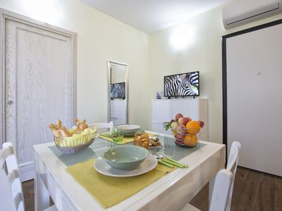 Photo for HOME SWEET HOME, apartment where you will find reception and availability