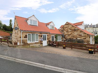 Photo for ESTUARY VIEW, pet friendly, with a garden in Whitby, Ref 1013452