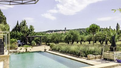 Photo for Lovely house with views of the Alpilles