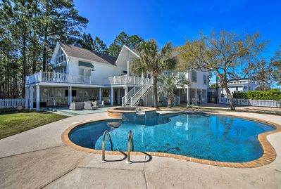 Plan your next Pass Christian trip to this beautiful vacation rental home!
