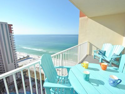 Photo for 20th  FLOOR BREATHTAKING GULF VIEWS FALL SPECIALS NOW AVAILABLE