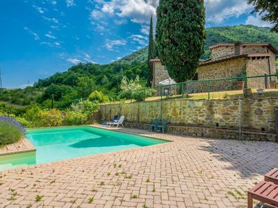 Photo for 1BR Apartment Vacation Rental in Greve in Chianti, Toscana