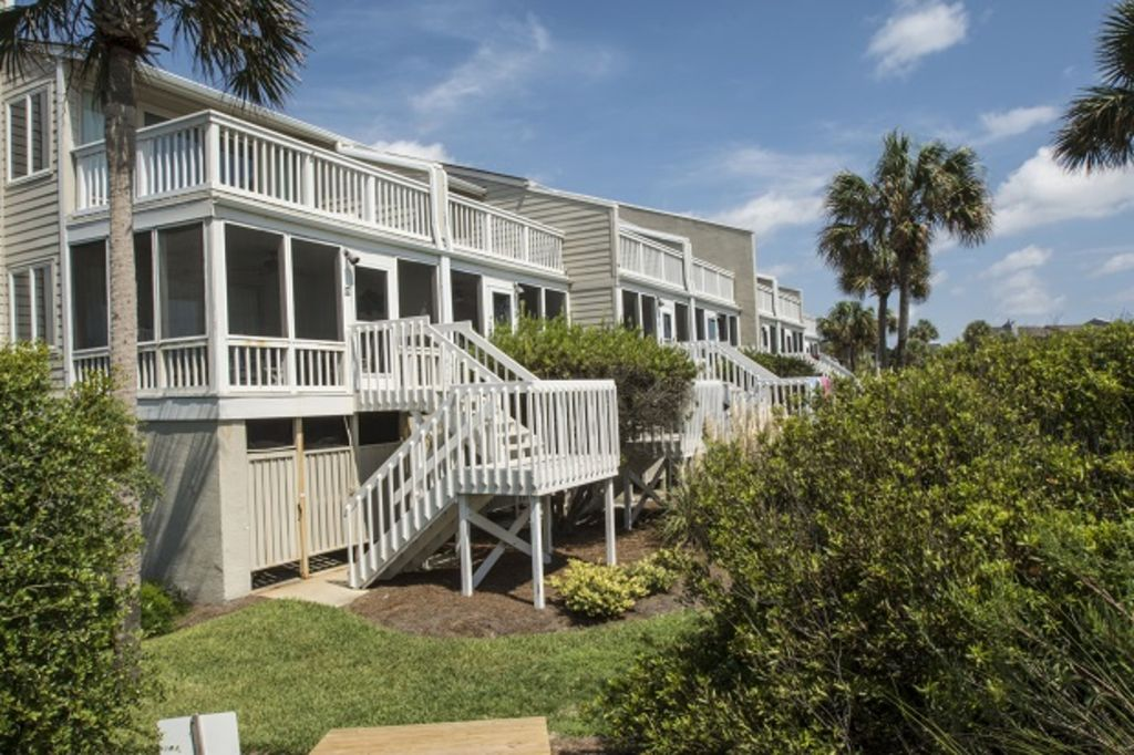 Beach Club Villa 33 3br Oceanfront Townhome With Wild Dunes
