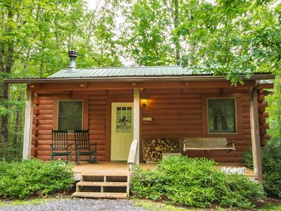 Laurel Cabin in the New River Gorge Area