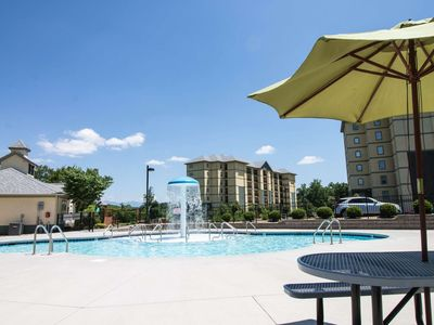 Photo for Mountain View Condo #3604 ~ Mountain Views, Indoor Pool-WiFi-Walking area, Heart of Pigeon Forge
