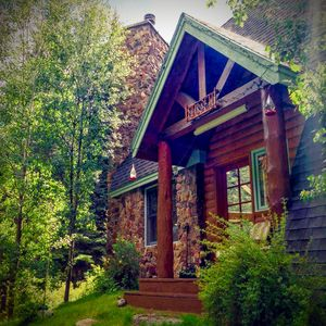 Photo for A River Front Mountain Luxury Cabin - Colorado's Best Relaxing, Skiing, Rafting